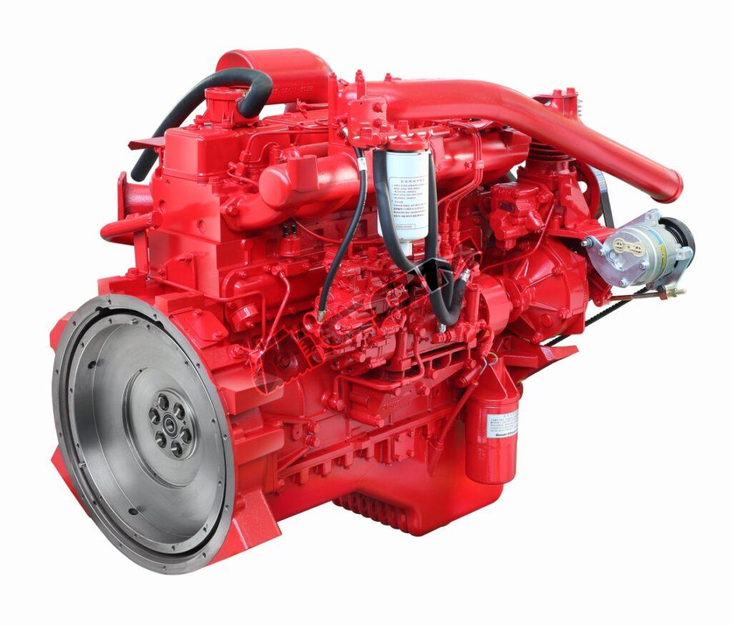 Двигатель Doosan